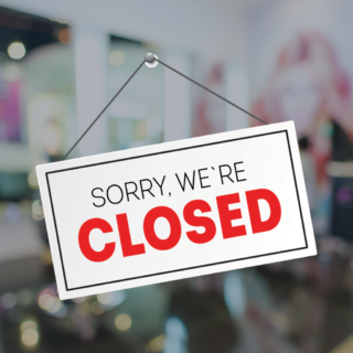sorry were closed Lisa Edwards Hair Salons